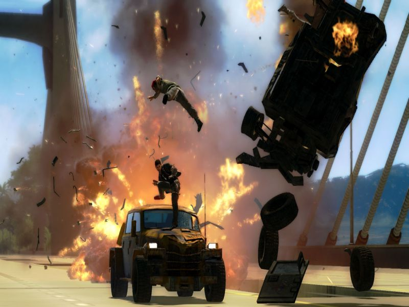 Download Just Cause 2 Free Full Game For PC