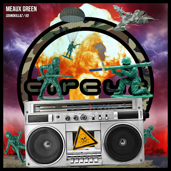 Meaux Green - Soundkillaz / KO - Single Cover