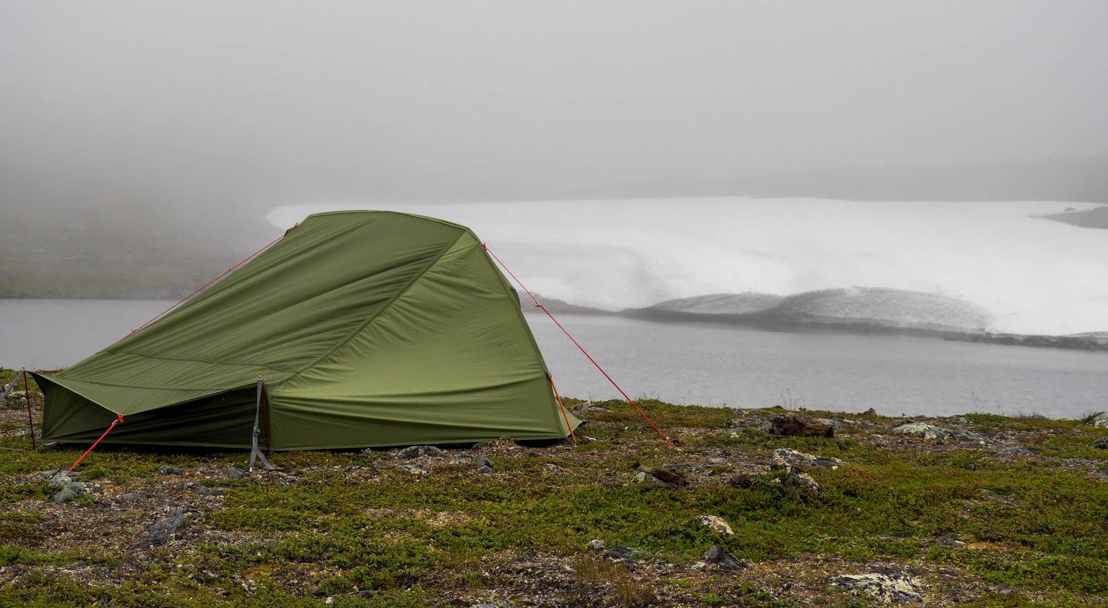 Camping virta koukku