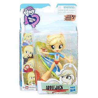 Equestria Girls Mini Beach Summer Fun Fashion Doll Applejack