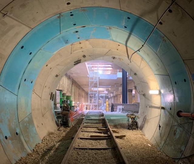 Metro C: Sono completati i lavori fino a Piazza Venezia
