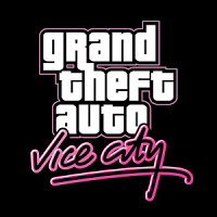 GTA Vice City Logo Icon