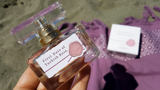 Elixirs Of Love   Avon First Date Of Turkish Rose Edp