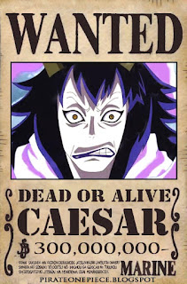 http://pirateonepiece.blogspot.com/2012/09/wanted-caesar-clown.html