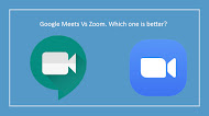 Google Meets Vs Zoom. Which one is better?