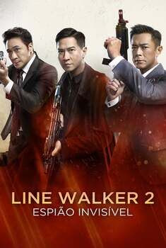 Line Walker 2: Espião Invisível Torrent – BluRay 720p/1080p Dual Áudio
