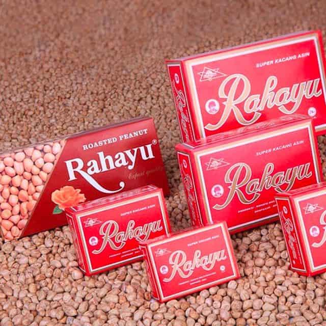 Kacang Asin Oleh-Oleh Khas Bali
