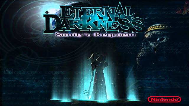 Eternal Darkness: Sanity's Requiem cover 1