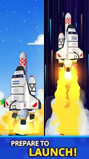 Screenshots of Rocket Star Mod Apk v1.34.3 (Money/Coins/Diamonds) Android