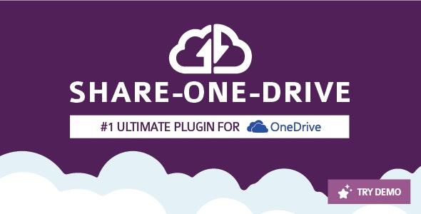 Share-one-Drive v1.9.5 - OneDrive plugin for WordPress