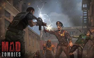 Mad Zombies V5.25.0 MOD APK – PARA HİLELİ