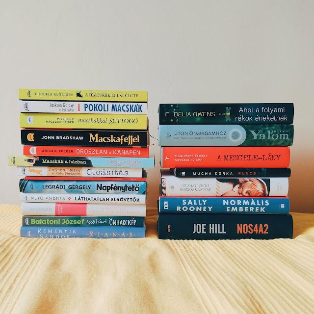 2019. júniusi beszerzések könyves haul a teklakonyvei / Tekla Könyvei blogon, könyves blog, könyves vélemények