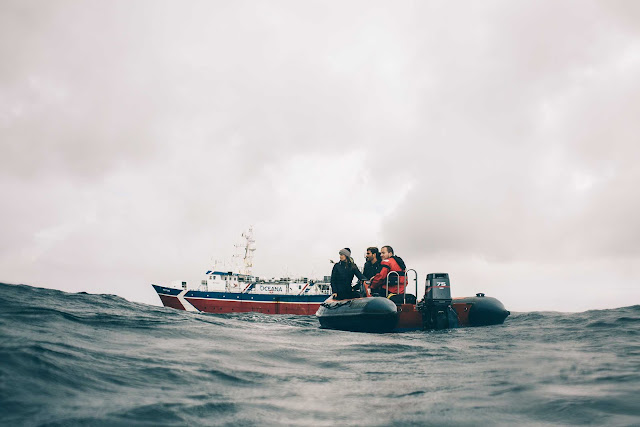 #stopoverfishing campaña Oceana sobrepesca mar