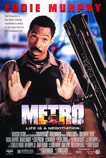 Metro [1997] [DVDR] [NTSC] [Latino]