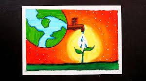 Save Water Drawings   Save Water Save life Drawings