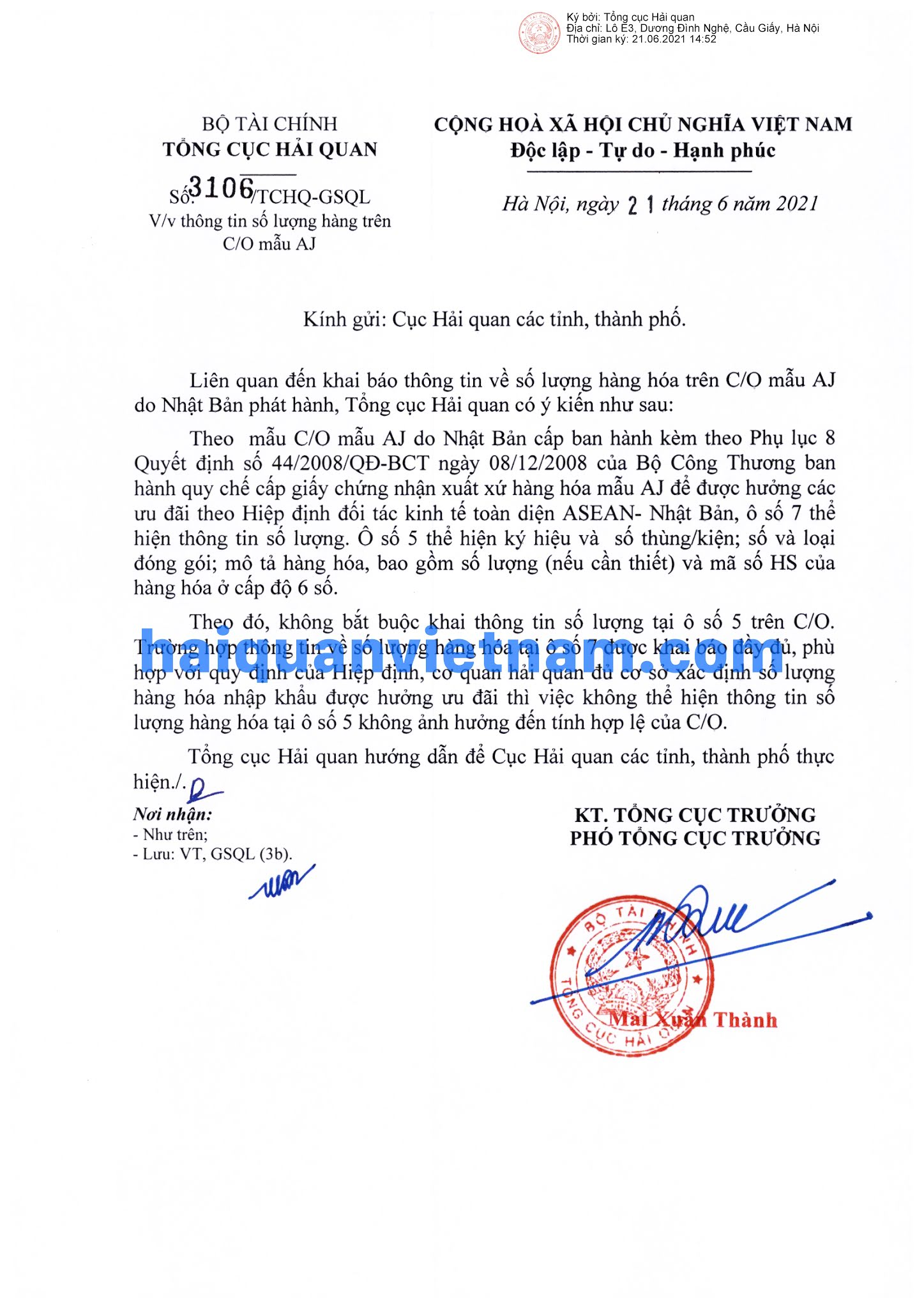[Image: 210621_3106_TCHQ-GSQL_haiquanvietnam_01.jpg]