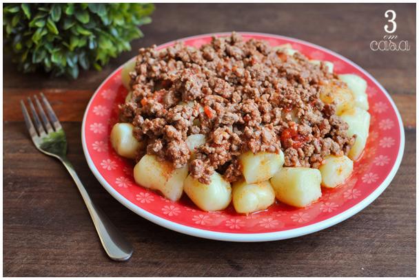 receita nhoque batata sem glúten