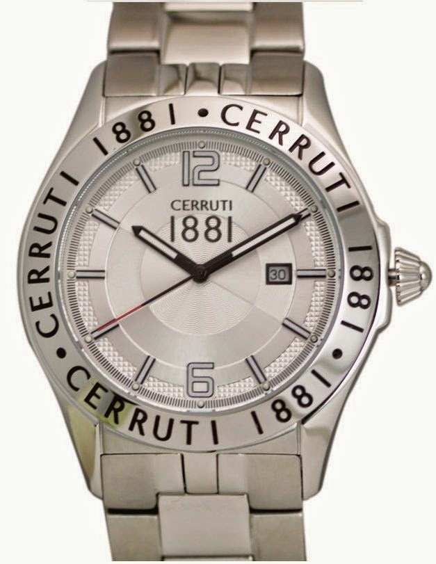 Cerruti 1881 CRA120SN01MS 45mm
