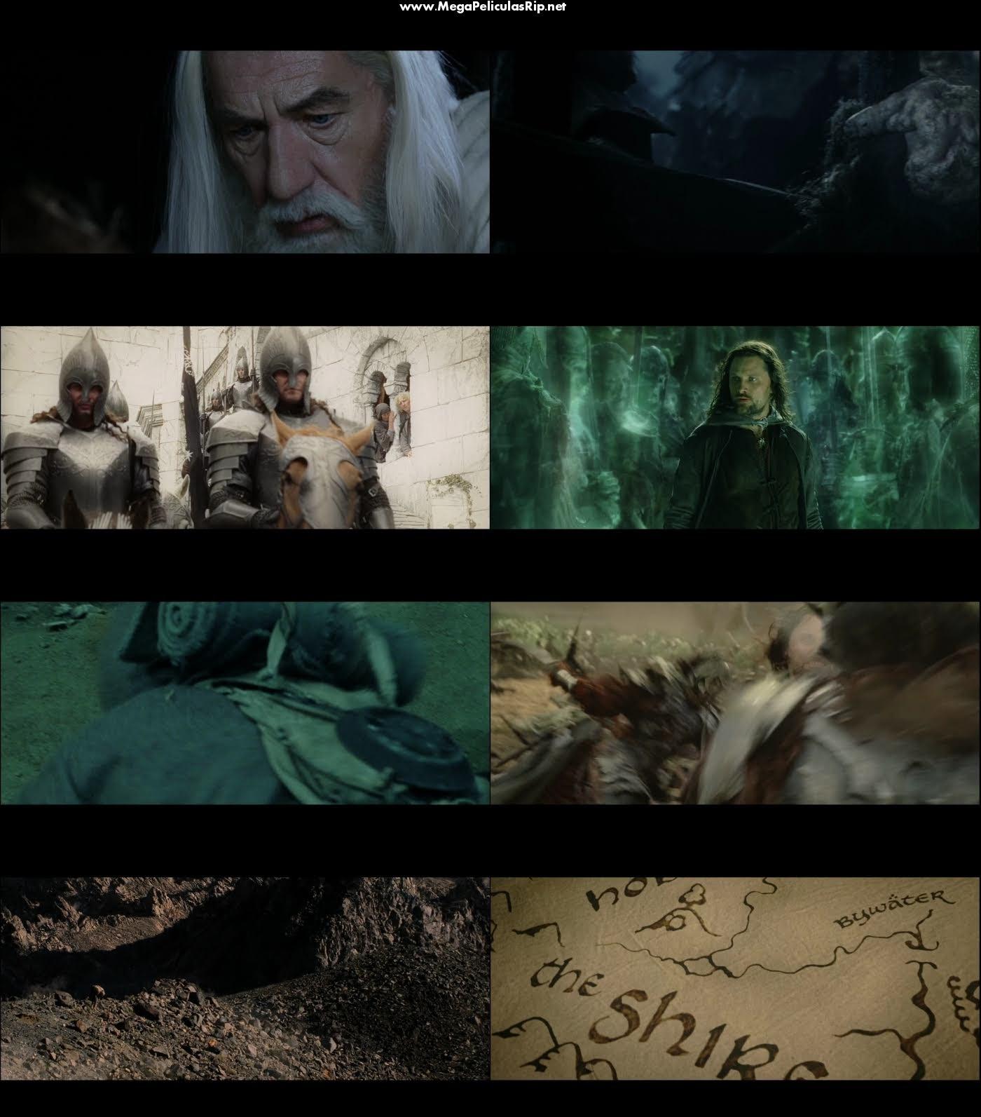 El señor de los anillos El retorno del rey 1080p Latino