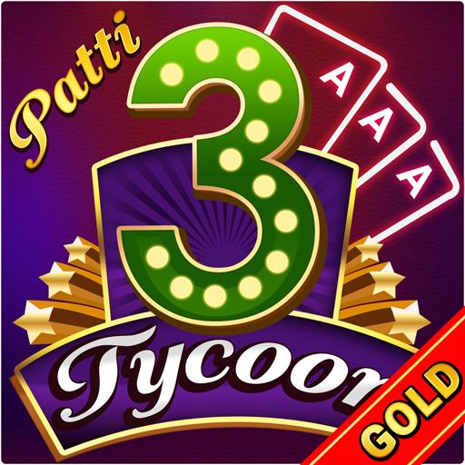 Teen Patti Tycoon Gold