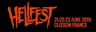 Le logo du Hellfest 2019