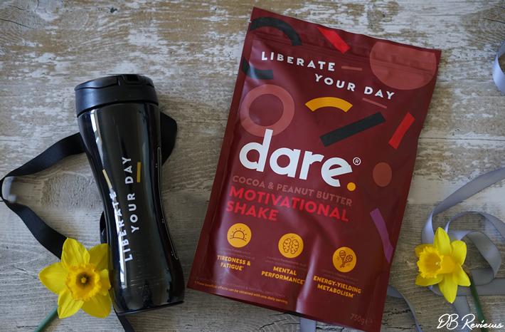dare's Motivational Shake