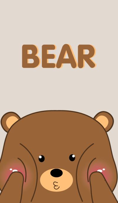 Simple Emotions Bear Theme