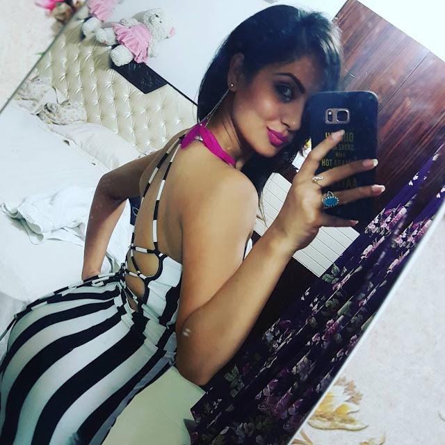 Pooja Banerjee Instagram Images