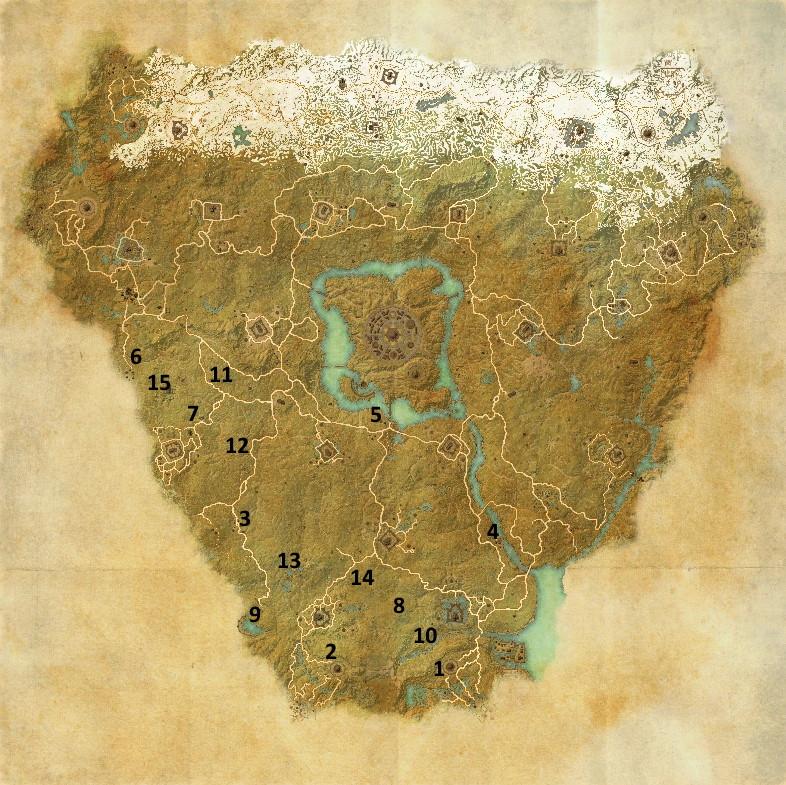 Aldmeri Dominion in southern Cyrodiil