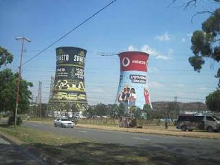 Orlando Power Station Soweto