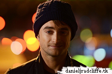 Daniel Radcliffe attends Kill Your Darlings Cut Up Art exhibition launch