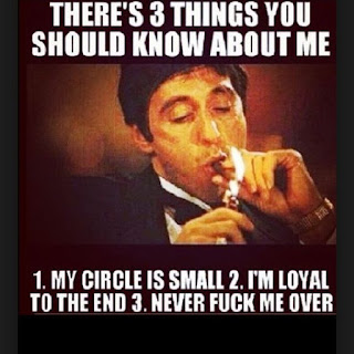 Top Scarface Quote - The rules