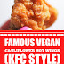 Famous Vegan Cauliflower Hot Wings (KFC Style)