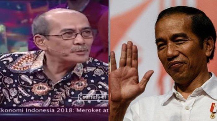 Jokowi Sebut Smelter Freeport Terbesar di Dunia, Faisal Basri: Terus Mau Apa? Ada Manfaat Buat Negeri Gak?!