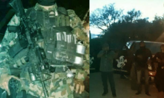 El Comandante Fantasma del Cártel del Golfo asume el control de Zacatecas