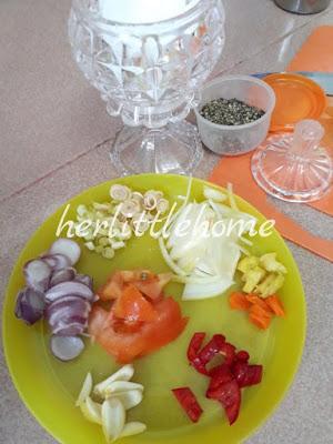 Resepi Ayam Bakar untuk Menu Sihat