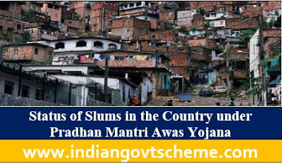 Status of Slums in the Country