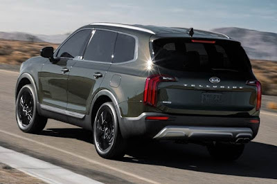 2020 KIA Telluride Review, Specs, Price
