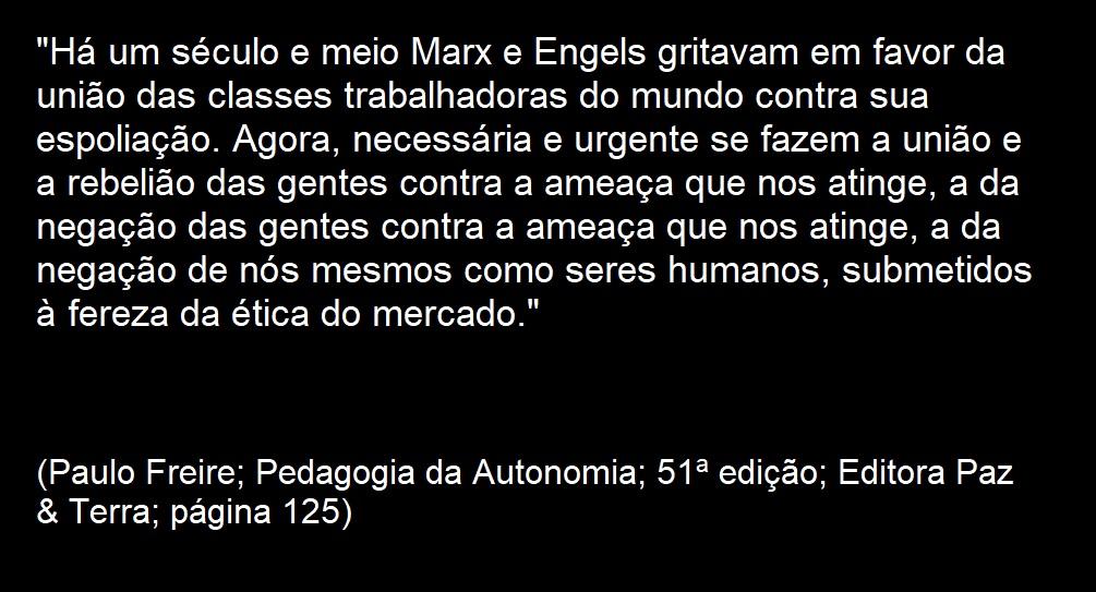 Jenifer Castilho Frases De Paulo Freire Que Provam Que Seus Livros