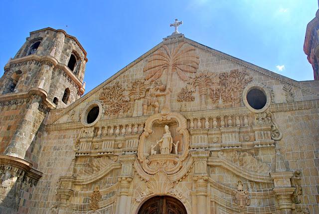 Miagao Church Architecture