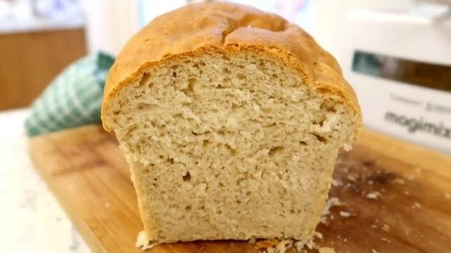 Recette pain moelleux fait maison