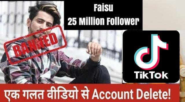 https://m.youtube.com › watch Faisu Account Banned 25 Million Follower and a Wrong Video mr. faisu accounte ...