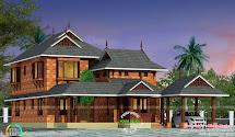 Kerala Traditional House Plans