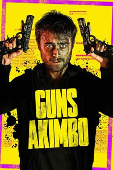 Capa Guns Akimbo Torrent – HDCAM 720p Dublado Download