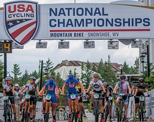 600 stars, 10 venues, USA Cycling has confirmed the 2020 USA Cycling National Championships schedule, dates.