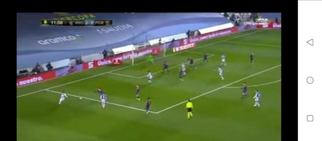 ⚽⚽⚽⚽ Spain Super Cup Real Sociedad Vs Barcelona Live Streaming ⚽⚽⚽⚽