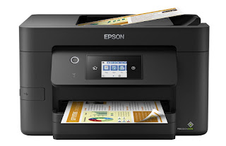 Epson WorkForce Pro WF-3825DWF Driver Download, Review