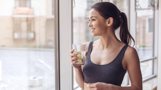 Trik Minum Air Lemon untuk Kecilkan Perut Buncit