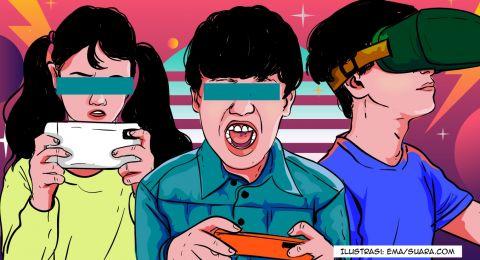 Fakta Kecanduan Game Online dan Dampaknya