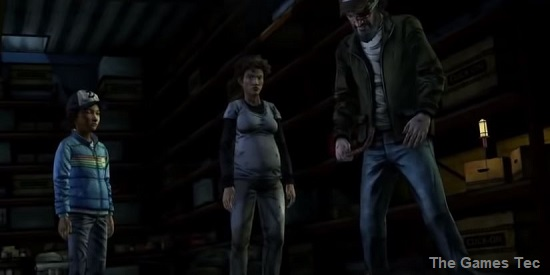The Walking Dead Season 2 APK + obb Android Game